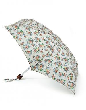Зонт механический Розы  by Fulton Cath Kidston. Цвет: красный