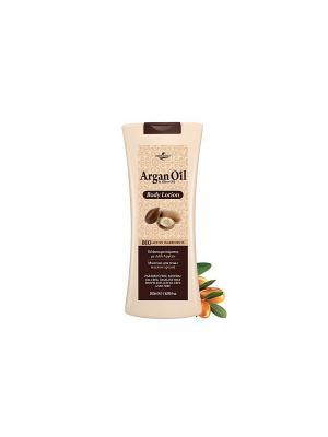 Арганойл увлажняющее молочко для тела, 200мл Madis S.A.. Цвет: светло-коричневый