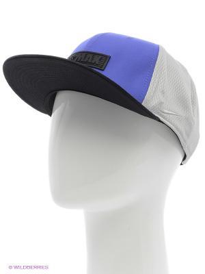 Кепка QT S+ AIR MAX 90 ESSENT TRUE Nike. Цвет: синий, серый