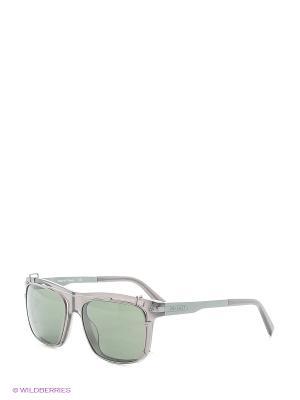 Солнцезащитные очки VL 1404 0004 PX3000 Vuarnet. Цвет: серый