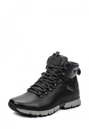 Ботинки Carido. Цвет: черный