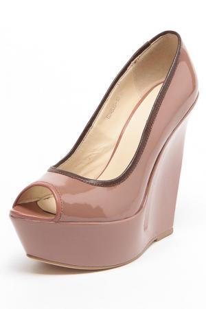 Туфли ELMONTE. Цвет: розовый