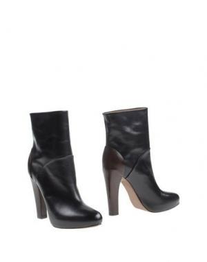Полусапоги и высокие ботинки LIVIANA CONTI. Цвет: черный