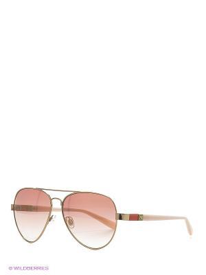 Солнцезащитные очки MM 614S 03 Missoni. Цвет: золотистый, розовый