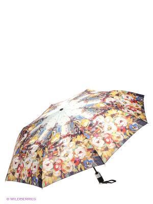 Зонт RAINDROPS. Цвет: желтый
