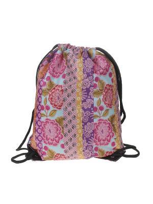 Рюкзак женский Migura. Цвет: розовый, желтый, голубой, сиреневый