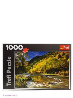 Пазл Река Стрела, Новая Зеландия Trefl. Цвет: синий, желтый