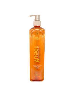Гель для дизайна с эффектом мокрых волос 500 ANGEL PROFESSIONAL. Цвет: прозрачный