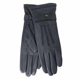 Перчатки  NEW_CELINE/A серо-синий AGNELLE