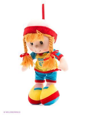 Кукла трикотажная DREAM MAKERS. Цвет: бежевый, голубой, красный, оранжевый