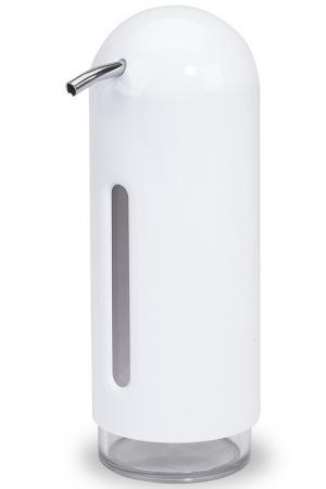 Диспенсер для жидкого мыла UMBRA. Цвет: белый
