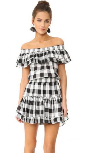 Платье Marielle MISA. Цвет: tu7