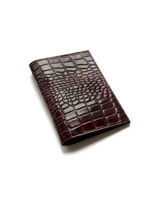 Обложка паспорта Вектор. Цвет: бордовый