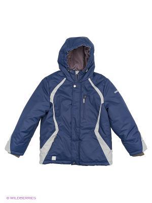 Куртка Devance. Цвет: темно-синий