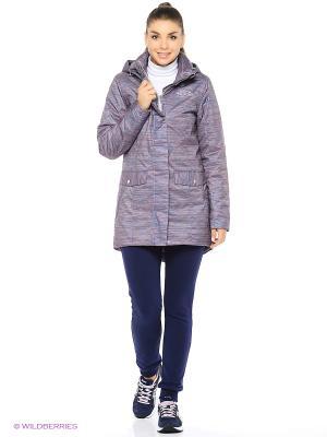 Куртка Stayer. Цвет: голубой, фиолетовый, розовый, серый