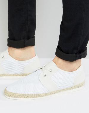 KG Kurt Geiger Белые сетчатые туфли By. Цвет: белый