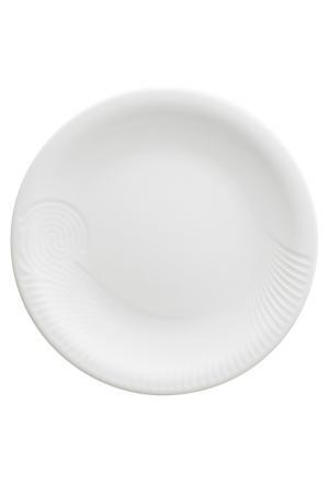 Тарелка обеденная KAHLA. Цвет: белый