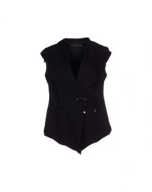 Пиджак GOOD ON HEELS. Цвет: черный