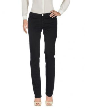 Повседневные брюки PIRELLI PZERO. Цвет: черный