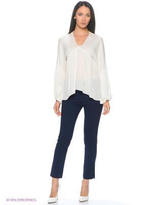 Блуза DonDup. Цвет: белый