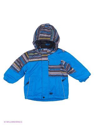 Куртка Jupa. Цвет: лазурный
