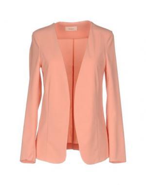 Пиджак VICOLO. Цвет: лососево-розовый