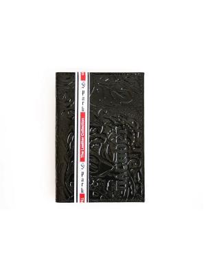 Обложка для паспорта Spark. Цвет: черный