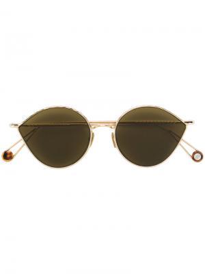 Солнцезащитные очки Place des Alpes Ahlem. Цвет: металлический