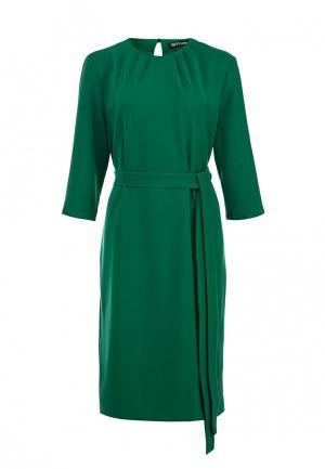 Платье Love & Light XXL. Цвет: зеленый