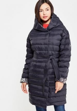 Куртка утепленная Odri Mio. Цвет: черный