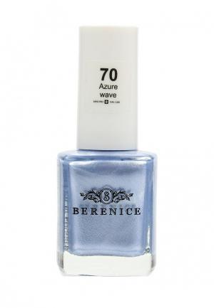 Лак для ногтей Berenice. Цвет: синий