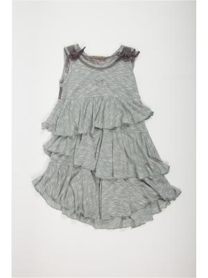 Платье-туника для девочки La Pastel