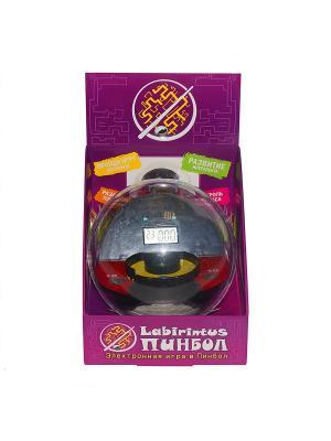 Лабиринтус Пинбол Labirintus. Цвет: фиолетовый
