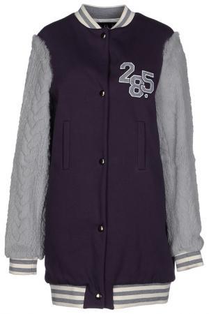 Куртка 28.5. Цвет: фиолетовый