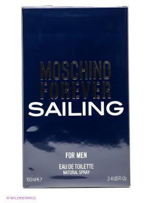 Moschino Forever Sailing М Товар Туалетная вода, 100 мл спрей. Цвет: прозрачный