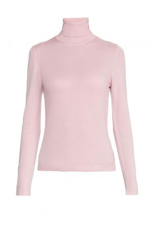 Джемпер из шерсти 172943 Andre Maurice. Цвет: розовый