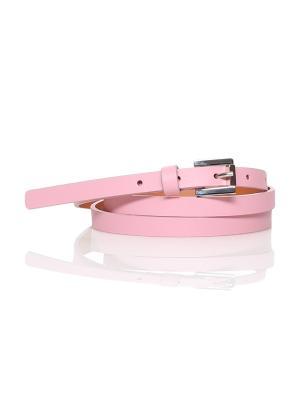 Ремень Cacharel. Цвет: розовый