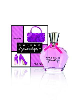 Т/в Модный приговор жен. 100 мл Parfums Louis Armand. Цвет: розовый
