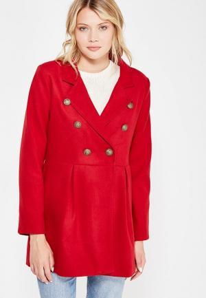 Пальто Perfect J. Цвет: красный