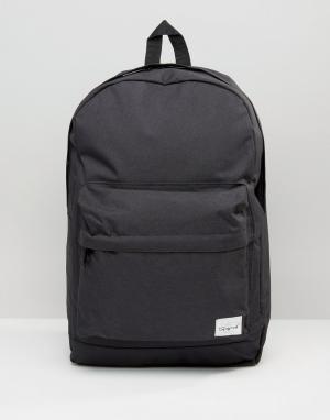 Spiral Черный рюкзак. Цвет: черный