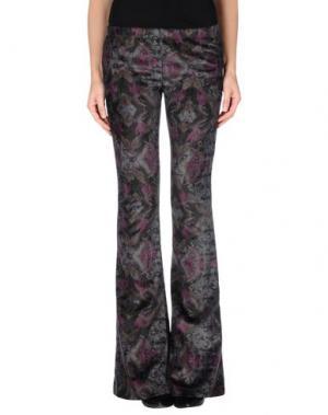 Повседневные брюки AMARANTO. Цвет: темно-зеленый