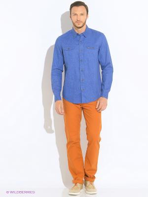 Брюки TIMBERLAND. Цвет: оранжевый