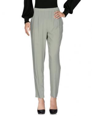 Повседневные брюки GIORGIO GRATI. Цвет: светло-зеленый