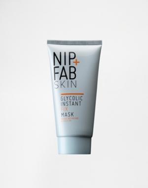 Nip+Fab Маска для лица с гликолевой кислотой Fix Mask. Цвет: бесцветный