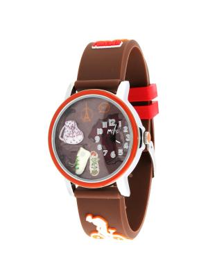 Наручные часы MN958 Mini.. Цвет: коричневый
