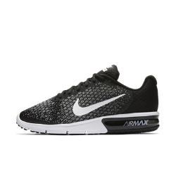 Мужские беговые кроссовки  Air Max Sequent 2 Nike. Цвет: черный