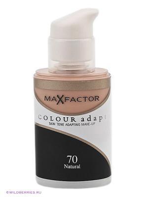 Тональный крем Colour Adapt №70 MAX FACTOR. Цвет: бежевый