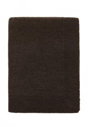 Плед Luxberry. Цвет: коричневый