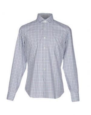 Pубашка MASTAI FERRETTI. Цвет: белый