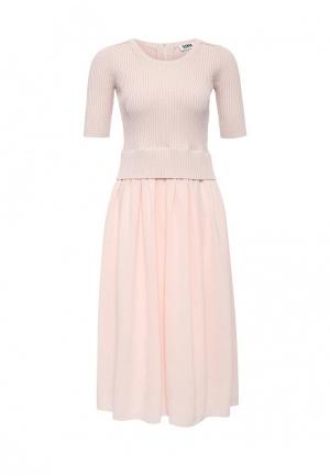 Платье Sonia by Rykiel. Цвет: розовый